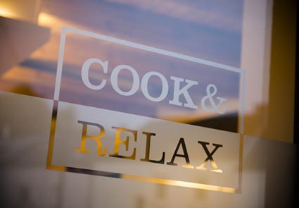 « Cook & Relax » concept